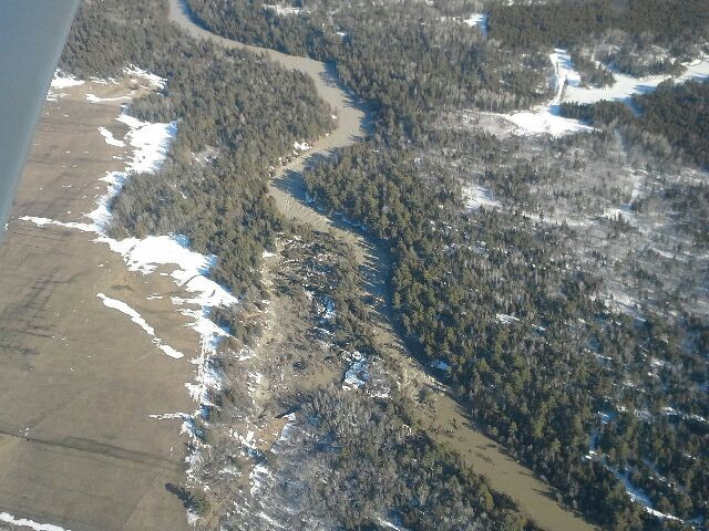 river blockage march 29 2016